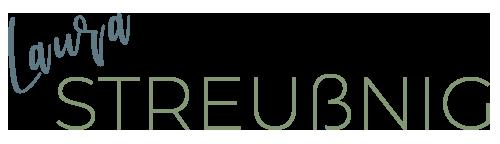 Laura Streußnig - Logo